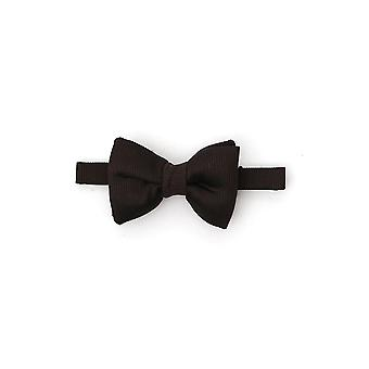 Tom Ford Brown Silk Bow Tie