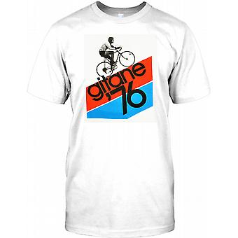 Gitane 76 - classico Tour De France Mens T-Shirt