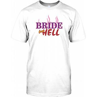 Bride From Hell - Hen Do Party Night Kids T Shirt