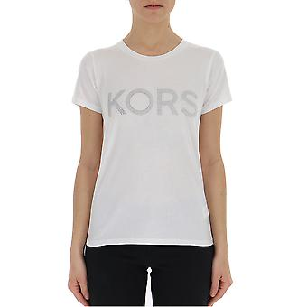 Michael Kors White Cotton T-shirt