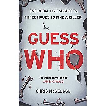 Guess Who by Chris McGeorge - 9781409178088 Book