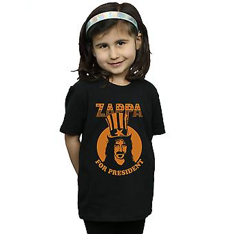 Frank Zappa Girls For President T-Shirt