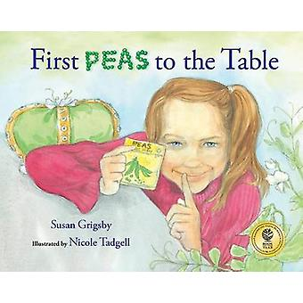 First Peas to the Table - How Thomas Jefferson Inspired a School Garde