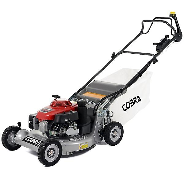 Cobra M53SPH Petrol Self Propelled Lawn Mower