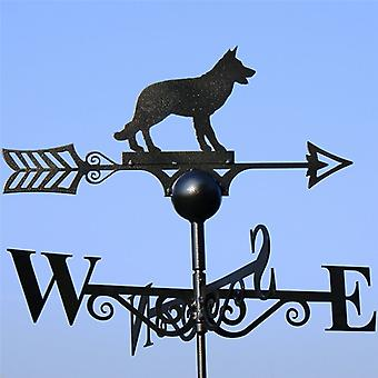 Poppy Forge Alsatian Weathervane