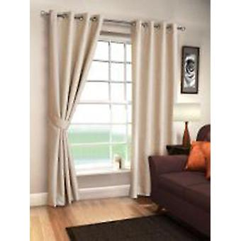 Comfort Collection Eyelet Curtain - Linus