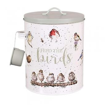 Wrendale Designs Cracker Storage Tin  Gifts From Handpicked