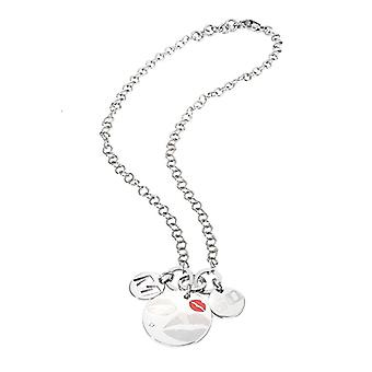 Miss Sixty Chance Red Necklace SMEG04