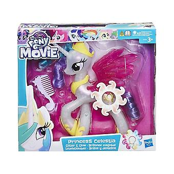My Little Pony Glimmer et Glow Princess Celestia