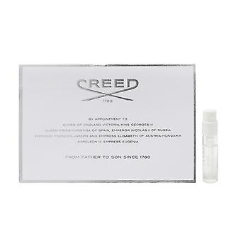 Silver Mountain Water by Creed Edp Vial On Card 0.07oz/2ml Spray New