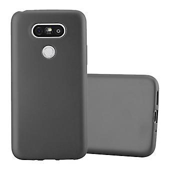 Cadorabo Hülle für LG G5 Case Cover - Handyhülle aus flexiblem TPU Silikon – Silikonhülle Schutzhülle Ultra Slim Soft Back Cover Case Bumper