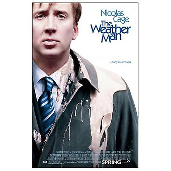 2005: The Weather Man (Double Sided Regular)