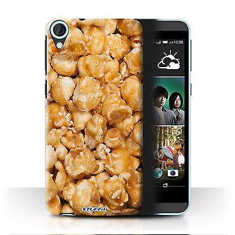 STUFF4 Case/Cover for HTC Desire 820G+ Dual/Butterkist Popcorn/Snacks