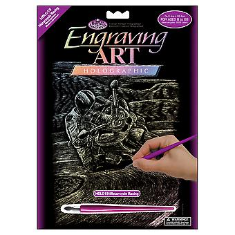 Holographic Engraving Art Kit 8