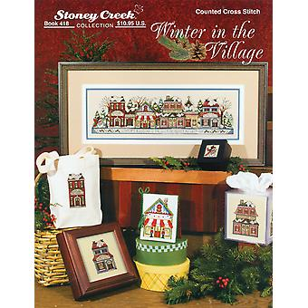 Stoney Creek Winter In The Village Sc 418