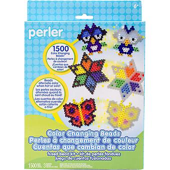 Perler Fused Bead Kit-Color Changing Beads 80-54636
