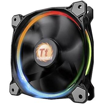 PC fan Thermaltake Riing 14 LED RGB Black (W x H x D) 140 x 140