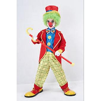 Guirca Clown Child Costume Size 11-14 (Kinder , Spielzeuge , Kostueme)