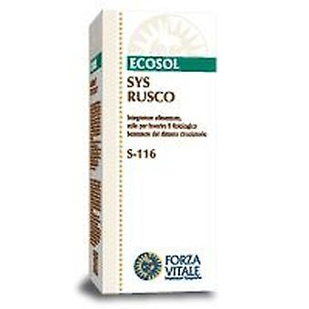 Forza Vitale Sys.rusco 50Ml.