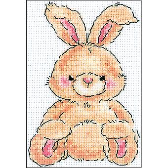 Leveret Counted Cross Stitch Kit-4