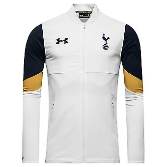2016-2017 Tottenham Stadium Jacket (White)