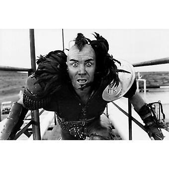Road Warrior filmaffischen (17 x 11)