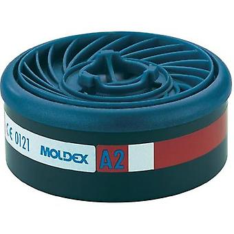 Moldex Gas filter EasyLock A2 920001 Filter class/protection level: A2 8