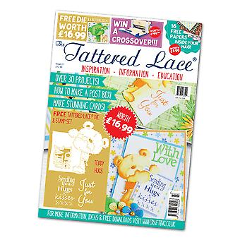 De Tattered Lace Magazine nummer 37