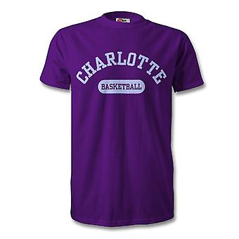 Charlotte Basketball T-Shirt