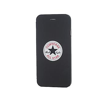 CONVERSE Canvas 6 mobile phone cases iPhone Black