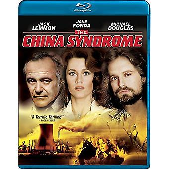 Importación de USA de síndrome de China [BLU-RAY]