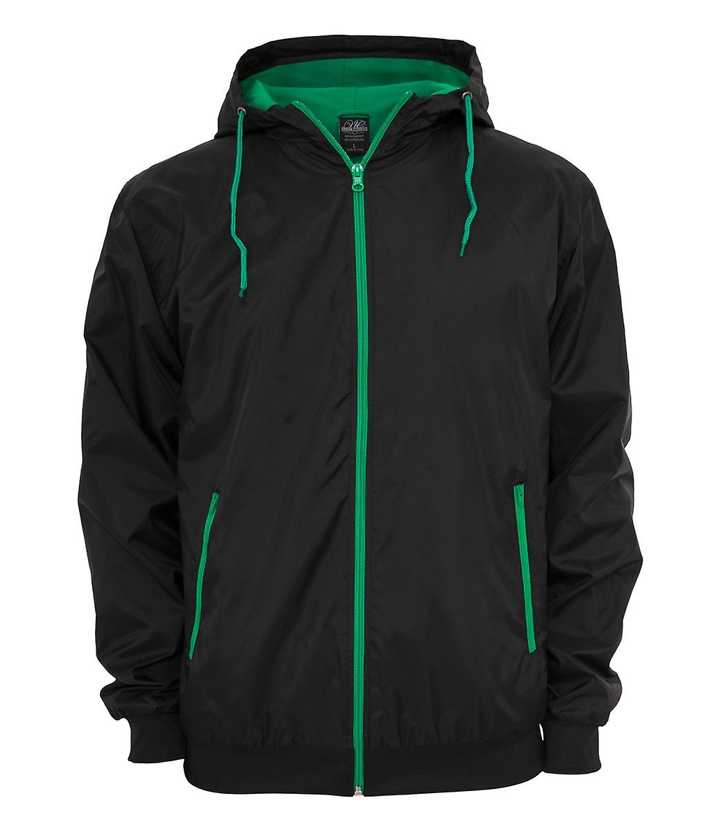 Urban Classics Contrast Windrunner