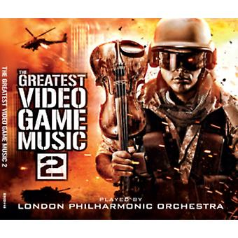 Greatest Video Game Music Vol. 2 by London Philharmonic