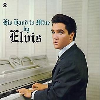 His Hand in Mine + The Jordanaires + 2 bonus tracks (180g) [VINYL] by Elvis Presley