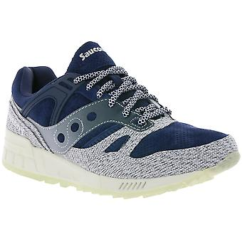 Saucony grid SD shoes sneaker Blau grid cushioning