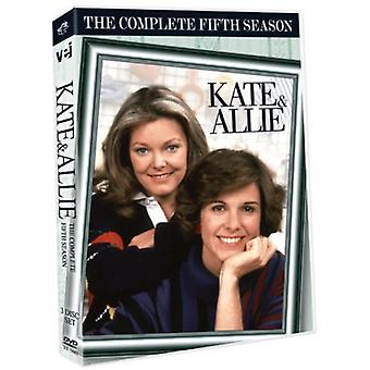 Kate & Allie: 5. sæson [DVD] USA import
