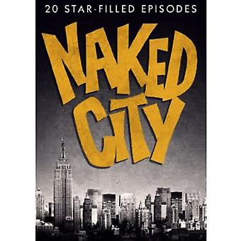 Naked City - Naked City: 20 importieren Star-Filled Episoden [DVD] USA