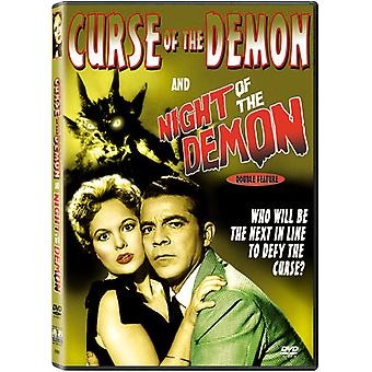 Curse of the Demon [DVD] USA import