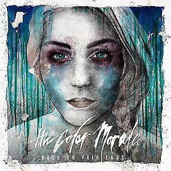 Farve moral - Hold på smerte ender [CD] USA import