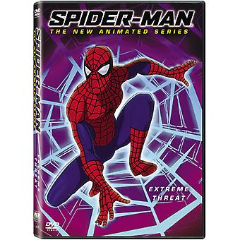 Spider-Man-New Animated Series Vol. 4 [DVD] USA import