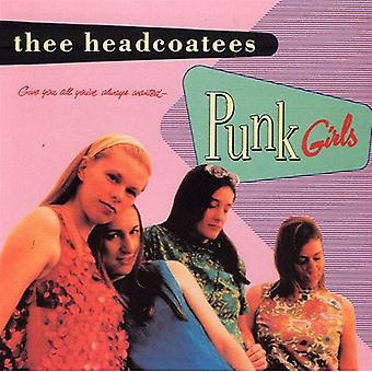 Thee Headcoatees - Punk Girls [CD] USA import