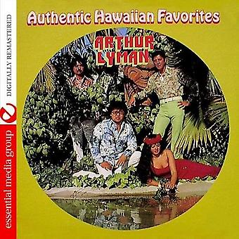Arthur Lyman - authentieke Hawaiiaanse favorieten [CD] USA import