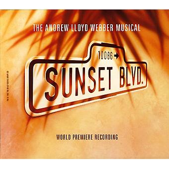 London Cast - Sunset Boulevard [Original London Cast] [Uk] [CD] USA import