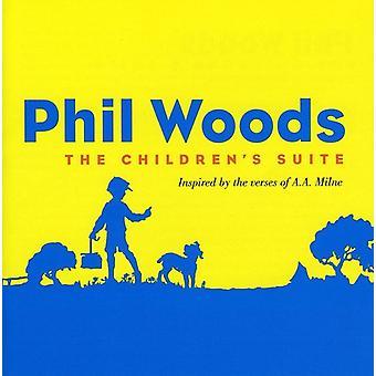 Phil Woods - børns Suite [CD] USA import