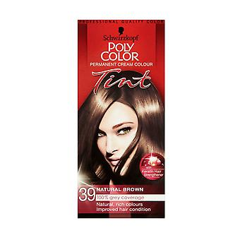 Schwarzkopf Poly Color Tint 39 Natural Light Brown