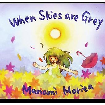 Manami Morita - import USA, gdy niebo jest szary [CD]