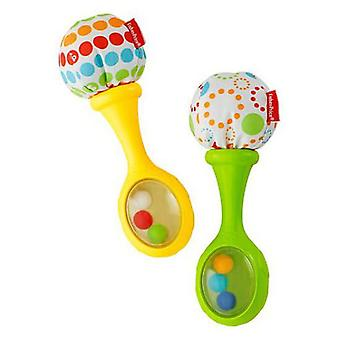 Fisher-Price Maracas FUN? NYM? SICA BLT33