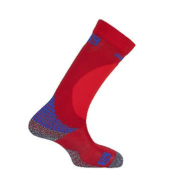 Salomon Childrens/Kids X Max Junior Reinforced Socks