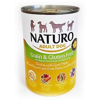 Naturo Pollo y Vegetales (Dogs , Dog Food , Wet Food)