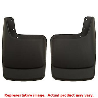 Husky Liners 57581 Black Custom Molded Mud Guards   FITS:FORD 2003 - 2010 F-250